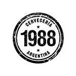 Cervecería 1988
